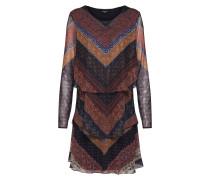 Kleid 'vest_Ocrida' mischfarben