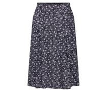 Rock 'objmary MW Skirt' blau / lila