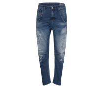 Jeans 'fayza-Ne' 084Pe Joggjeans blue denim