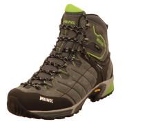 Schuhe dunkelgrau / kiwi