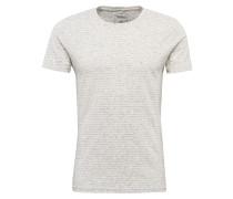T-Shirt 'overall Printed Tee' hellbeige