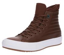 Sneaker 'chuck Taylor' dunkelbraun