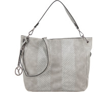 Handtasche 'Melly' grau