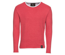Pullover 'msw Sarasota round' rot