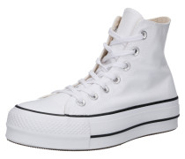 Sneaker 'chuck Taylor ALL Star Lift' weiß