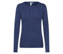 Pullover mischfarben / blau