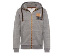 Herren - Sweatshirts & Sweatjacken 'jcobest Sweat ZIP Hood1'