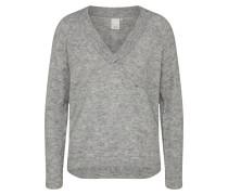 Pullover 'amara' graumeliert