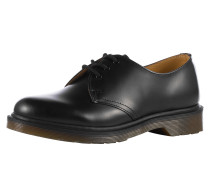 Leder-Halbschuhe '3 Eye Shoe Smooth' im Unisex-Look