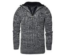 Sweatshirt 'Vang' graumeliert