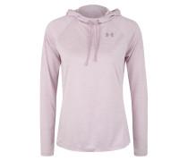 Sport-Pullover grau / rosa