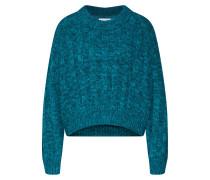 Pullover 'Zadkine' blau / petrol