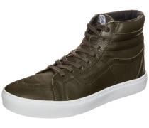 Sk8-Hi Cup Leather Sneaker oliv