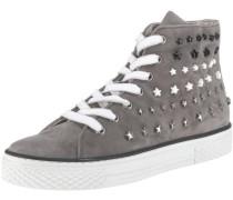 Diamante Sneakers High grau