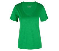 Shirt grünmeliert