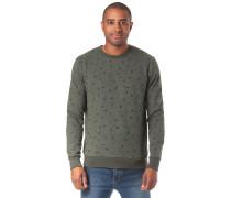 Sweatshirt 'Ramon Bottles' oliv