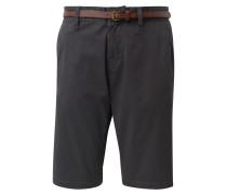 Chino Shorts 'Josh' dunkelgrau