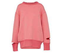 Pullover 'lilo' pastellrot
