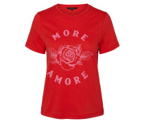 T-Shirt pink / rot