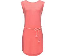 Shirtkleid ' Valencia Dress ' pink