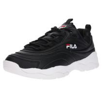 Sneaker 'Ray Low' schwarz / weiß