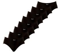 Slip (8 Stck.) schwarz