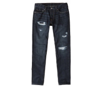 Jeans 'super Slim Dk/med Destroy 2Cc'