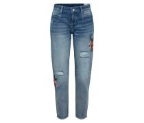 Jeans 'boy brillant' blue denim
