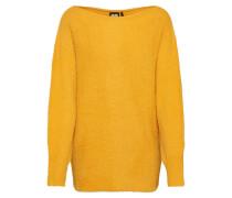 Pullover senf