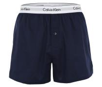 Slim fit Boxershorts blau
