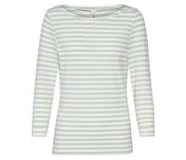 Shirt weiß / mint