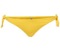 Bikini-Höschen gelb
