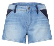 Jeans 'Faeroes Zip Mid bf Short Wmn'