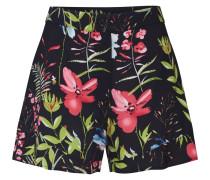 Shorts mischfarben / schwarz
