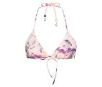 Bikinioberteil 'Slide Tri' apricot / pink
