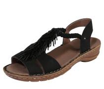 Sandalen 'Hawaii' schwarz