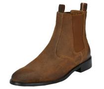Chelsea Boot 'Janine' braun / schwarz