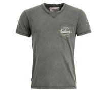 Shirt 'tornis' grau