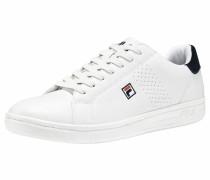 Sneaker 'Crosscourt 2 F Low' schwarz / weiß