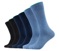 Socken San Francisco im 6er-Pack