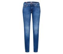 Jeans 'Sophie Low Rise Skinny' blau