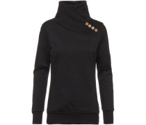 Sweatshirt 'Goodbye Summer' schwarz