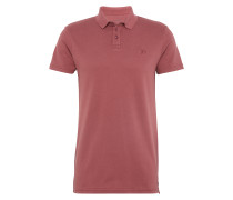Poloshirt 'piquee polo with embroidery Polo Shirt 1/2'
