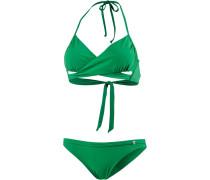 Bikini Set grün
