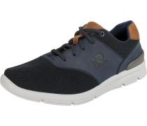 Sneakers dunkelblau / braun / schwarz