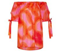 Bluse rot / orangerot