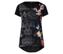 Shirt 'ts_Panama' negru