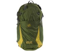 Rucksack 'Moab Jam' 24L gelb / grün