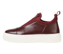 Slip On-Sneaker braun