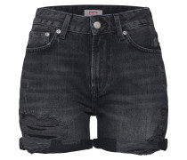 Shorts 'mary' grey denim